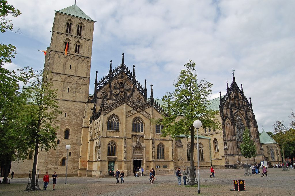 Dom in Münster (Foto: https://www.flickr.com/photos/v230gh/)